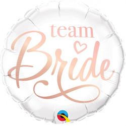 """TEAM BRIDE 18"""" PKT IF"""
