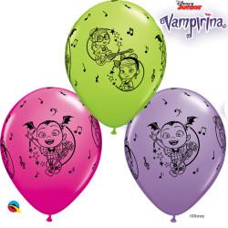 "VAMPIRINA 11"" LIME, ROBIN'S EGG & WILD BERRY (25CT)"