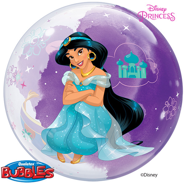 Disney Princess Jasmine 22 Single Bubble Yyh Balancebest