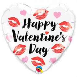 """KISSEY LIPS VALENTINE'S DAY 18"""" PKT"""