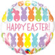"""BUNNIES LINE-UP EASTER 18"""" PKT IF"""