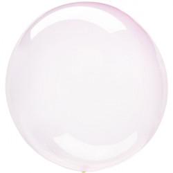 LIGHT PINK CRYSTAL CLEARZ ORBZ S40 PKT