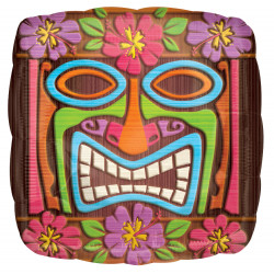 "TIKI TIME HEAD 18"" SALE"