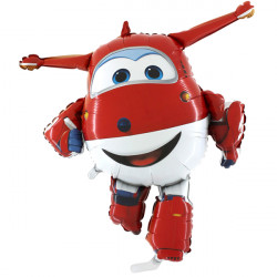 SUPER WINGS JETT GRABO SHAPE FLAT