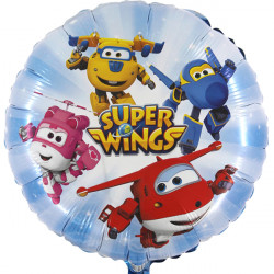 "SUPER WINGS GRABO 18"" FLAT"