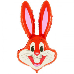 RABBIT RED GRABO SHAPE FLAT