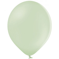 "KIWI CREAM 12"" PASTEL BELBAL (100CT)"