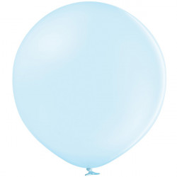 "ICE BLUE 12"" PASTEL BELBAL (100CT)"
