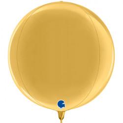 """GOLD GLOBE 15"""" PKT"""