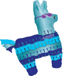 "BATTLE ROYAL LLAMA SHAPE P35 PKT (29"" x 33"")"