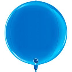 "BLUE GLOBE 15"" PKT"