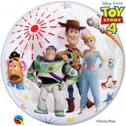 "TOY STORY 4 22"" SINGLE BUBBLE"