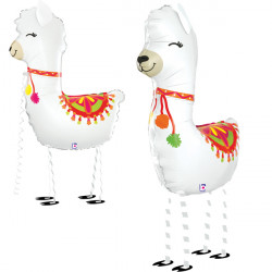 "LLAMA 37"" BALLOON FRIENDS PKT"