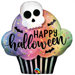 "HALLOWEEN CUPCAKE 32"" SHAPE GROUP B YTE"
