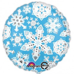 FROSTY SNOWFLAKES STANDARD S40
