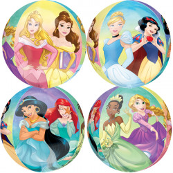 "DISNEY PRINCESS ONCE UPON A TIME ORBZ G40 PKT (15"" x 16"")"