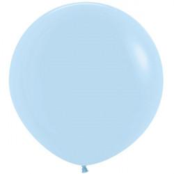 """BLUE 640 36"""" SEMPERTEX PASTEL MATTE (2CT)"""