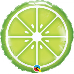 "SLICED LIME 18"" PKT"