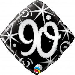 "ELEGANT SPARKLES & SWIRLS 90 18"" PKT"