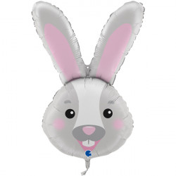 "BUNNY HEAD 37"" SHAPE C PKT"