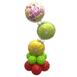 * FRUITFUL BIRTHDAY AIRFILLED DISPLAY