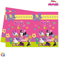MINNIE MOUSE TABLE COVER 120cmx180cm (8CT X 6 PACKS)