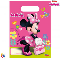 MINNIE MOUSE PARTY BAGS (6CT X 6 PACKS)