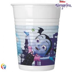VAMPIRINA PLASTIC CUPS 200ml (8CT X 6 PACKS)