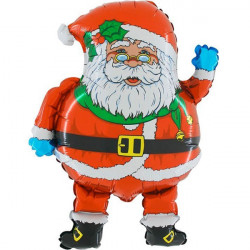SANTA CLAUS BODY GRABO SHAPE FLAT