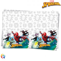 SPIDER-MAN TEAM UP TABLE COVER 120cmx180cm (8CT X 6 PACKS)