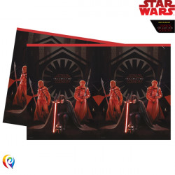 STAR WARS THE LAST JEDI TABLE COVER (1CT X 6 PACKS)