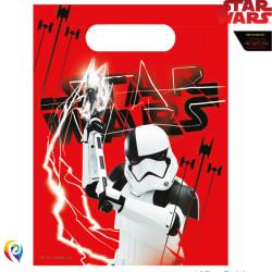 STAR WARS LAST JEDI AWAKENS PARTY BAGS (6CT X 6 PACKS)