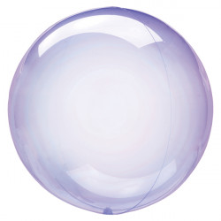 PURPLE CRYSTAL CLEARZ S40 FLAT 10CT
