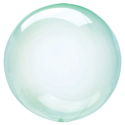 GREEN CRYSTAL CLEARZ S40 FLAT 10CT