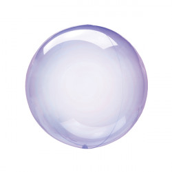 "PURPLE 12"" CRYSTAL CLEARZ S15 FLAT 10CT"