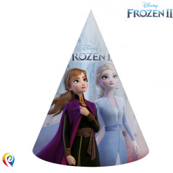 DISNEY FROZEN 2 PARTY HATS (6CT X 6 PACKS)