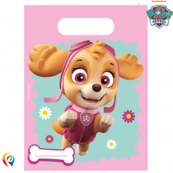 PAW PATROL SKYE & EVEREST PARTY BAGS (6CT X 6 PACKS)