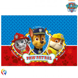 PAW PATROL TABLE COVER (1CT X 6 PACKS)