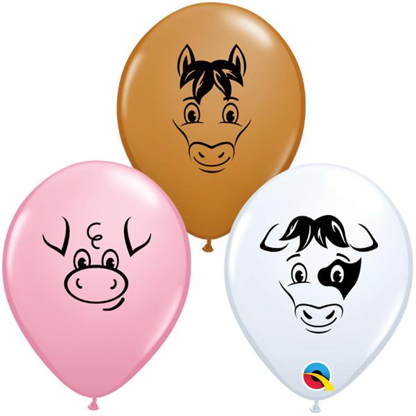 Foil Balloon Bambi Stag Animal Disney Helium Balloon Lüuftballon Kid/'s Birthday
