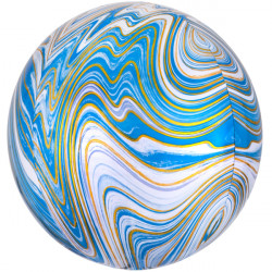 "BLUE MARBLE ORBZ G20 PKT (15"" x 16"") (ITEM WILL BE PLACED ON BACK ORDER AND SHIPPED WHEN AVAILABLE)"