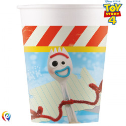 TOY STORY 4 PAPER CUPS 200ml (8CT X 6 PACKS)