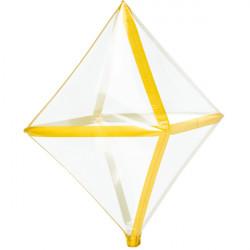 """GOLD TRIM CLEARZ ANGLEZ G20 FLAT (15"""" x 25"""") (3CT)"""