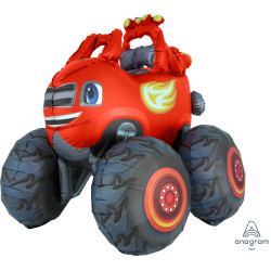 BLAZE & THE MONSTER MACHINES AIRWALKER P93 PKT