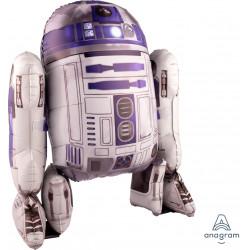 """STAR WARS R2-D2 AIRWALKER P93 PKT (34"""" x 38"""")"""