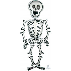 "MR SKELLY AIRWALKER P93 PKT (31"" x 76"")"
