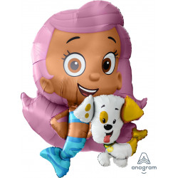 BUBBLE GUPPIES AIRWALKER P93 PKT