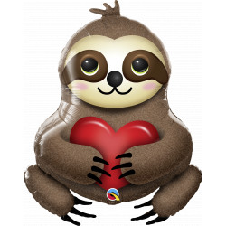 "ADORABLE SLOTH 39"" SHAPE GROUP B PKT"