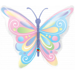 "BUTTERFLY BEAUTIFUL 40"" SHAPE GROUP C PKT"