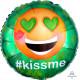 KISS ME EMOTICON STANDARD S40 PKT