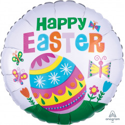HAPPY EASTER BIG EGG STANDARD S40 PKT